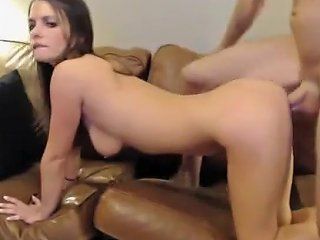 Amazing Homemade Webcam Doggy Style Sex Scene